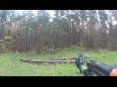 Американский террорист напоролся на русского охотника Серёжа Штык 4 vs Рэмбо Охота на зайца