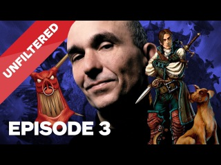 The Real Stories of Peter Molyneux's Canceled Games B.C. and Milo & Kate (Unfiltered #18, Episode 3)