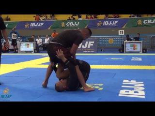 Rubens Pedroso vs Victor Bomfim / So Paulo Open NoGi 2017