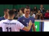 HIGHLIGHTS. Нова - Динамо Москва Суперлига 2017/18. Мужчины