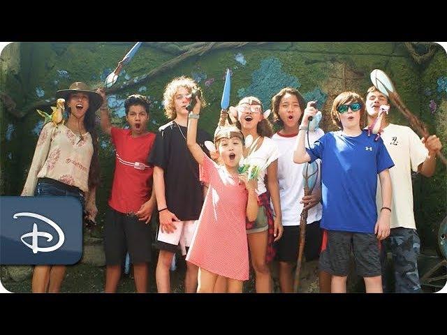 AVATAR Next Generation Cast Visit Pandora – The World of Avatar | Disney's Animal Kingdom