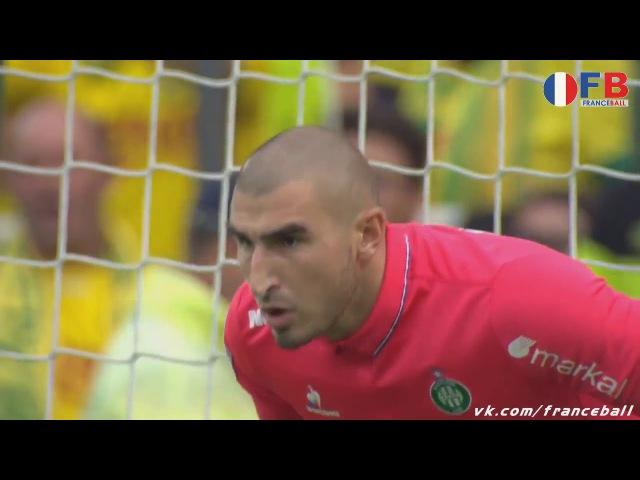 Nantes vs Saint Étienne 21 09 2016 raport 720p