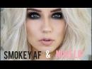 Smokey AF Eyes Nude Lip | Quickie Tutorial