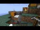 Играем в Minecraft 1-ая серия [Новый остров]
