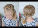 Three Strand Pull Through Braid Q's Hairdos