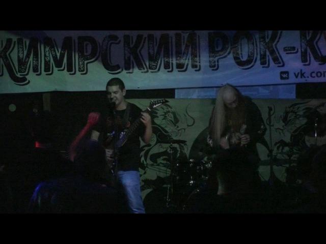 Splatterums - Православным Бог Не Указ (АХСиМСЗ cover) Live in Ludvig, Kimry 14/10/2017