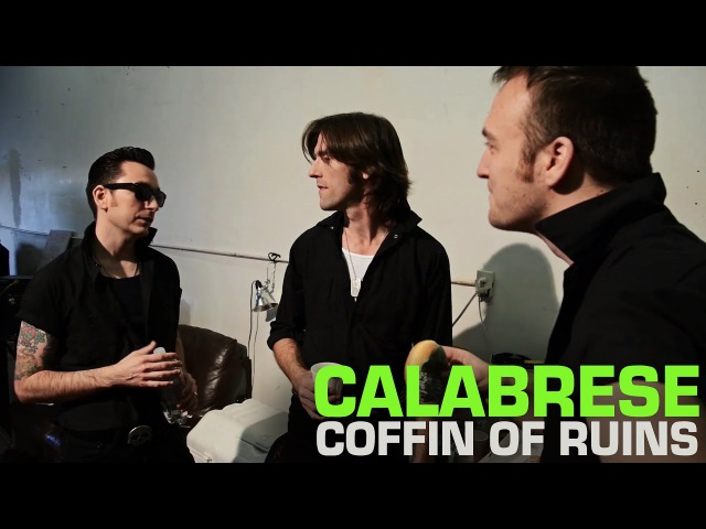 CALABRESE - Coffin of Ruins [OFFICIAL VIDEO] *Extended Directors Cut
