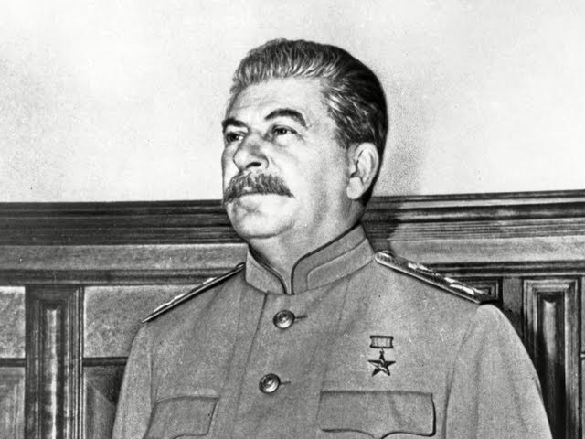 И.В.Сталин : -