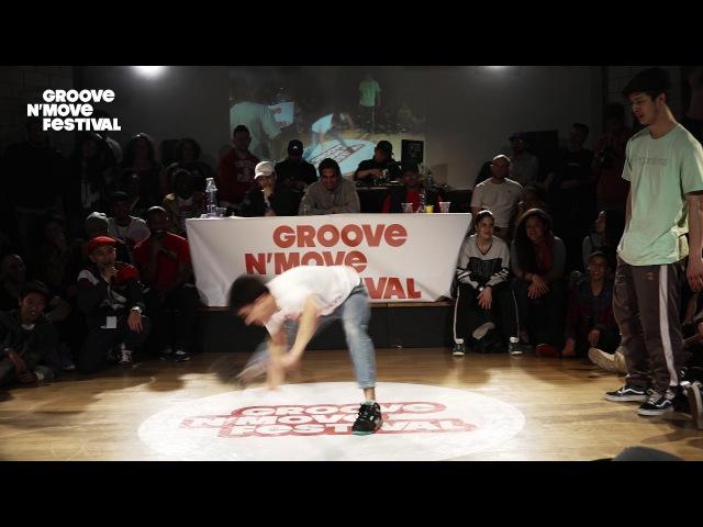 FINAL Pac Pac Timo VS Willy Dimi GNM B Boying Battle 2017