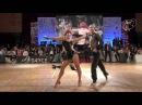 2011 WDSF World Latin Final: Pasechnik - Berardi Solo Cha Cha PoV