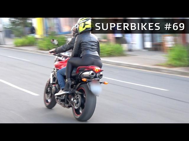 XJ6 só o cano, Hornet no grau e moto esportivas! SUPERBIKES 69