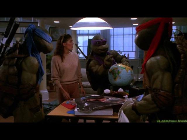 Черепашки-Ниндзя 2 | TMNT 2 | 1991 год | русская озвучка | HD