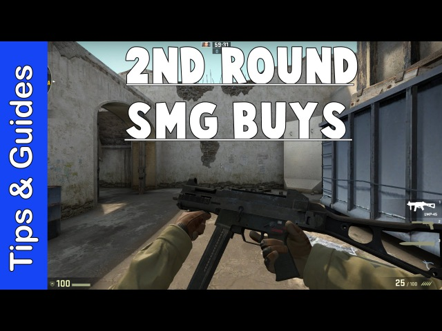 What to Buy on Second Round (SMGs vs Rifles)