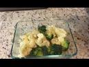Как приготовить вкусные овощи Sous Vide