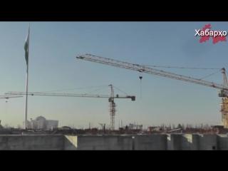 На фоне кризиса в Таджикистане бурно строятся административные объекты