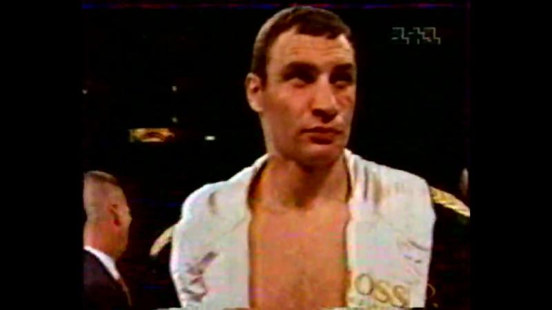 26 Виталий Кличко-Кирк Джонсон(6.12.2003)