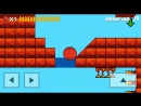 Bounce for android  red ball nokia game walkthrough  прохождение игры