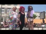 Киев, 18 июня, 2017 .Гей-парад