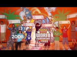 Открытие чемпионата мира по ККИ Покемон 2017