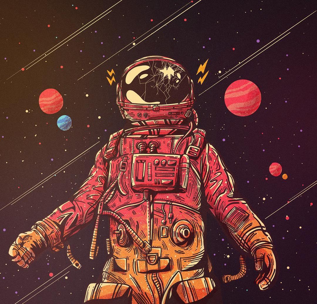 видео показан космические картинки на аву вот месте