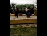 Саша и Лаурита)) Танец