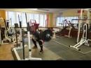 Алексей Никулин - присед 237,5 кг на 9 повторов