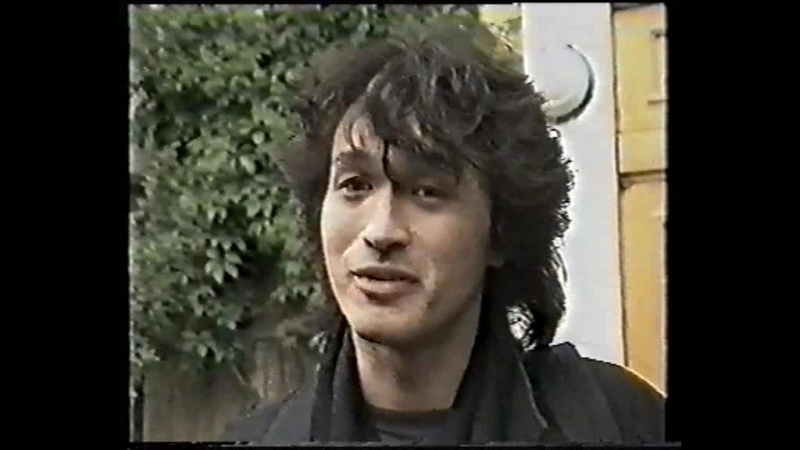 Intervyu iz filma «Rok vokrug Kremlya» (Frantsiya, 1989 god)