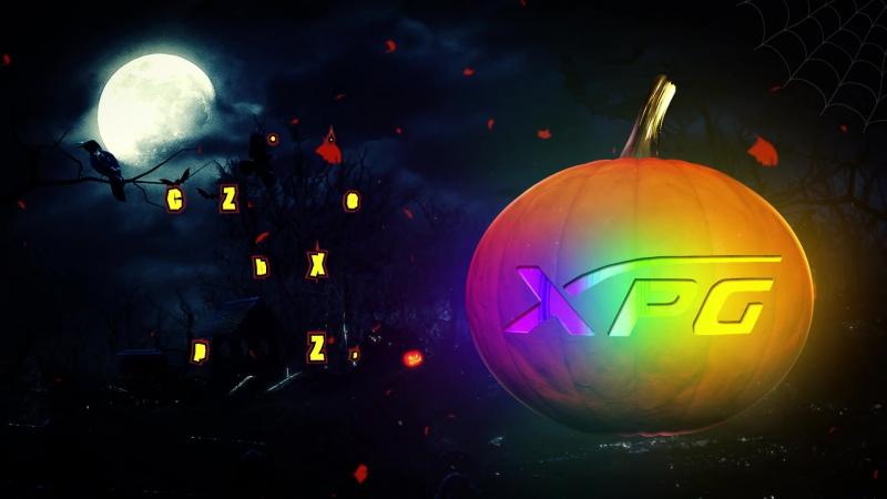 XPG-HALLOWEEN -video