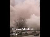 Видео взрыва в жилом доме в Ижевске.Как все было! ЖЕСТЬ!