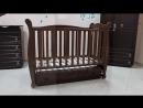 Обзор кроватки Верес Соня ЛД 15