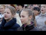 Тысячи новосибирцев спели хором День Победы 9 мая в 6 часов утра