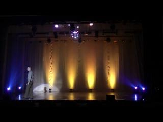 Две сольные песни Влада Османова на концерт г.Дальнегорск 5.02.17