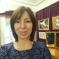 Елена Молева