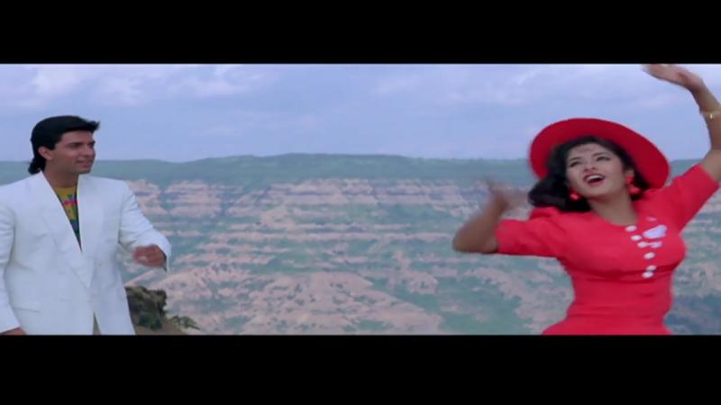♫Певец / Dil Ka Kya Kasoor - Milne Ki Tum Koshish Kerna * Дивья Бхарти и Притхви (Ретро Болливуд)