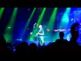 Северный Флот. Концерт в Москве, 28.10.17. Александр Куликов - соло на бас-гитаре.