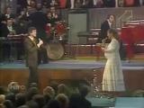 Людмила Сенчина и Эдуард Хиль Шутка Песня года - 1979