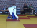 Техника немецкого дзюдо - Петер Шляттер - Удушающий как контрприём от спины с колен - Урок №11