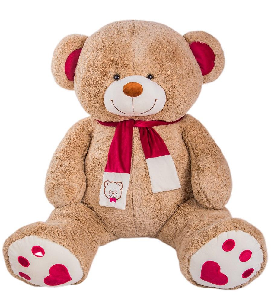 big teddy 200 cm gro teddyb r riesen stofftier pl schtier. Black Bedroom Furniture Sets. Home Design Ideas
