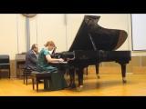 В. А. Моцарт. Концерт №13. 1 часть