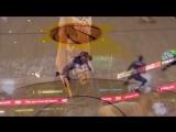 Шикарный пас Джо и данк Руди в матче с Suns | 17.01.17