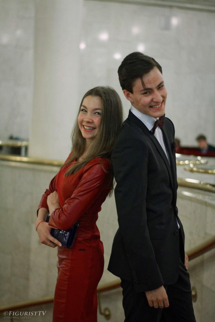 Анастасия Шпилевая - Григорий Смирнов/ танцы на льду - Страница 7 62yDByDMJZA