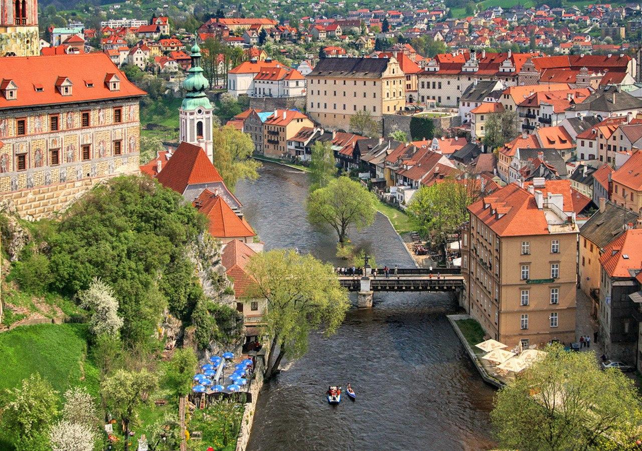 Чехия, Прага на 6 дней за 17652 руб. с человека
