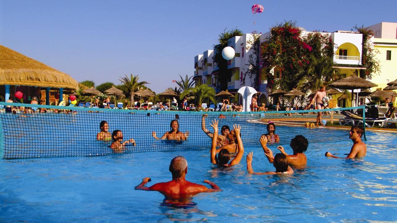 Тунис, Махдия на 8 дней, все включено за 15447 руб. с человека!