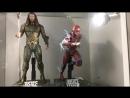 Hot Toys Justice League Flash and Aquman 16 figure at Secret Base