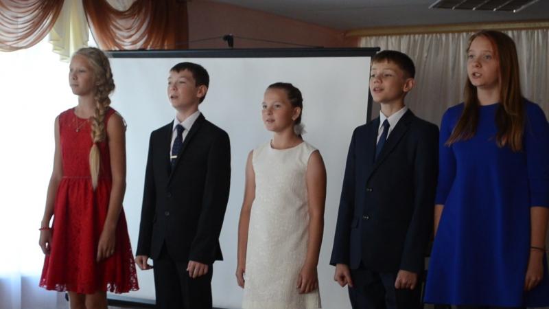 Вокальная группа ДШИ им.С.М.Ляпунова