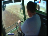 Кубань увеличивает добычу зерна.