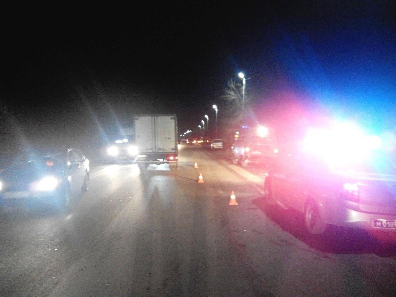 В результате ДТП пешеход от полученных травм скончался