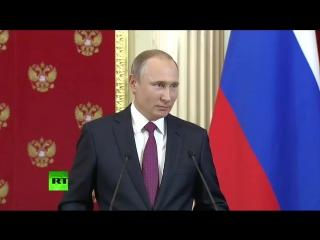 Путин о Трампе и проститутках  YouTube