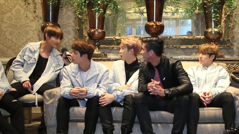 BTS Talk Writing Process, Choreography Wale Collaboration w⁄ @RobertHerrera3
