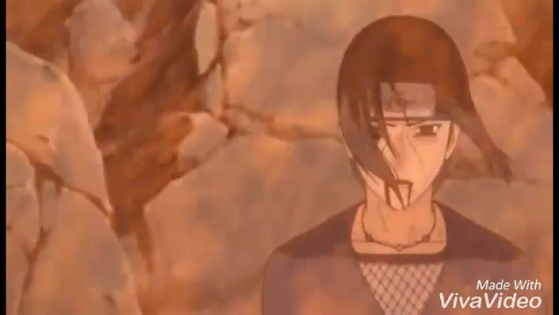 Саске и Итачи - Брат мой, брат Sasuke Uchiha Itachi Uchiha AMV клип